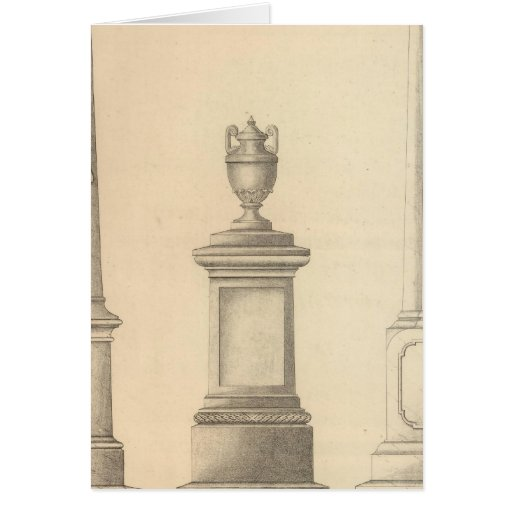 Trabajos del monumento del mármol y del granito de tarjetón