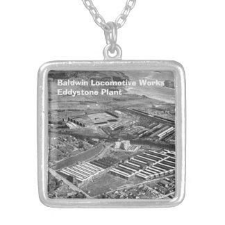 Trabajos locomotores de Baldwin, Eddystone Collar Plateado
