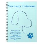Trabajos Técnico-Múltiples veterinarios Libretas