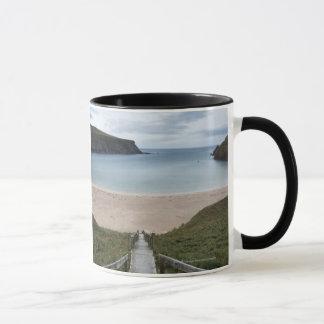 Trabane Or Silver Strand Near Malin Beg Mug