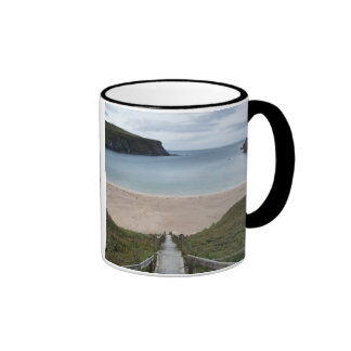 Trabane Or Silver Strand Near Malin Beg Mugs