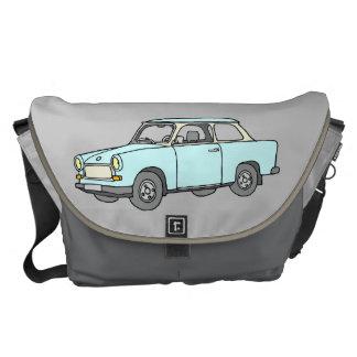Trabant, East German Oldtimer Messenger Bag
