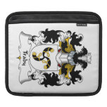 Traby Family Crest iPad Sleeves