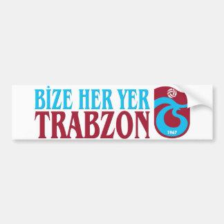 Trabzonspor Bumper Sticker