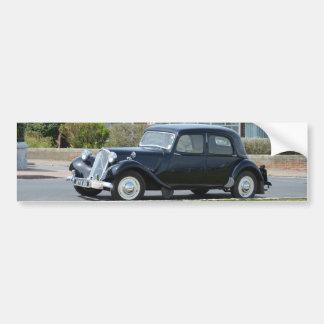Tracción negra Avant de Citroen Pegatina Para Auto