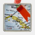 Trace el perno colocado en La Habana, Cuba en el m Ornamento Para Reyes Magos