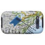 Trace el perno colocado en New York City en el map Galaxy SIII Coberturas