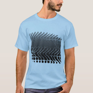 Trace of the tire T-Shirt
