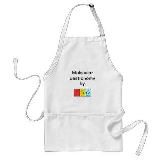 Trace periodic table name apron