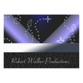 tracer agent large business card