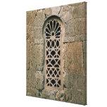 Tracery de la ventana, de la basílica San Juan Impresión En Lienzo