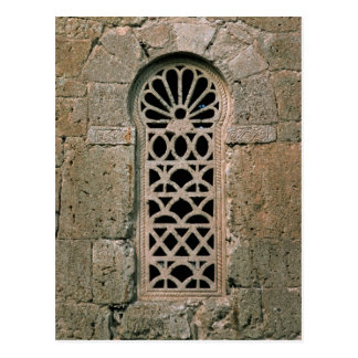 Tracery de la ventana, de la basílica San Juan Tarjeta Postal