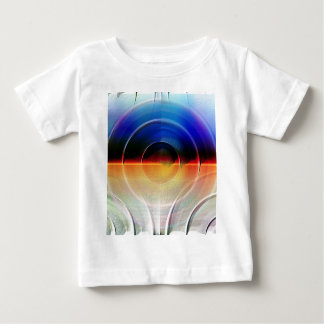 traces of time created by Christine Bässler Baby T-Shirt