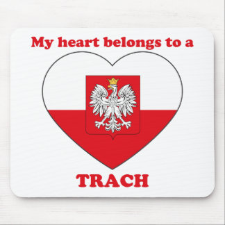 Trach Mouse Pad