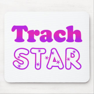 Trach Star Mouse Pad