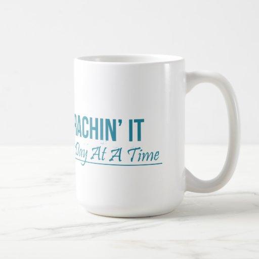 Trachin' It Coffee Mug