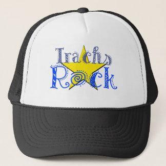 Trachs Rock Trucker Hat