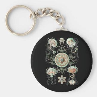 Trachymedusae Keychain