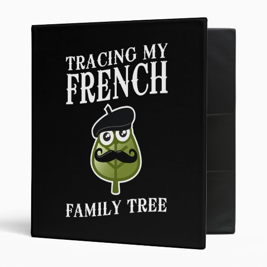 Tracing My French Family Tree Binder