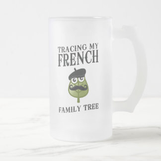 Tracing My French Family Tree Mug