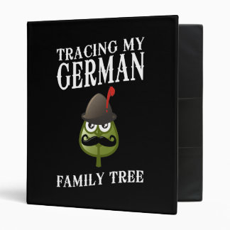 Tracing My German Family Tree Binder