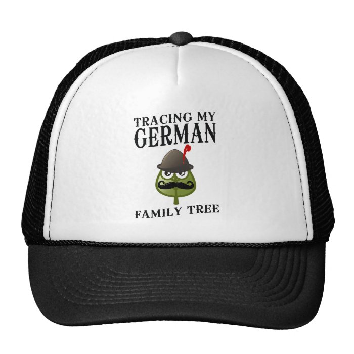 Tracing My German Family Tree Trucker Hat