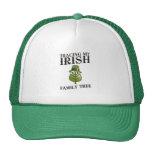 Tracing My Irish Family Tree Hat