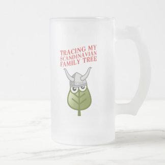 Tracing My Scandinavian Family Tree Coffee Mugs