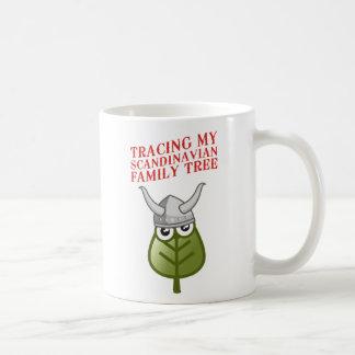 Tracing My Scandinavian Family Tree Mug