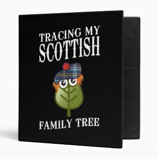 Tracing My Scottish Family Tree Binder