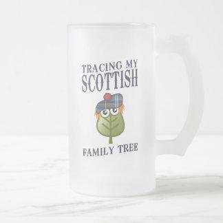 Tracing My Scottish Family Tree Mugs