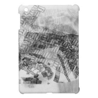 tracing paper cartography cover for the iPad mini