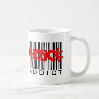 Track Addict Classic White Coffee Mug