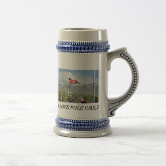 TRACK AND FIELD EVENTS BEER STEIN