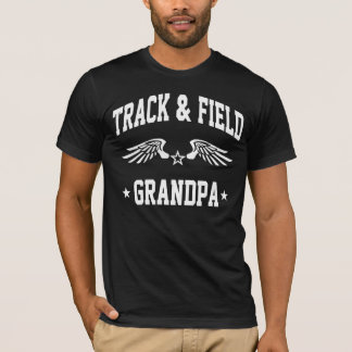 Track and Field Grandpa T-Shirt