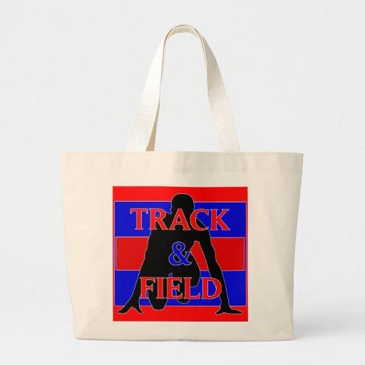 Track and Field Handbag Bags