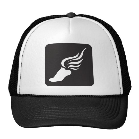 Track and Field Icon Trucker Hat