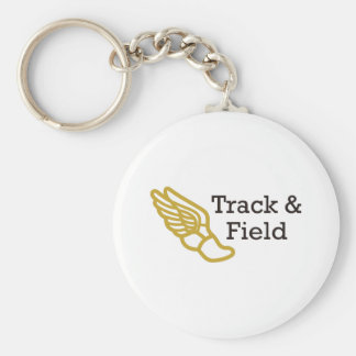 TRACK AND FIELD KEYCHAINS
