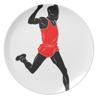 Track And Field Plates