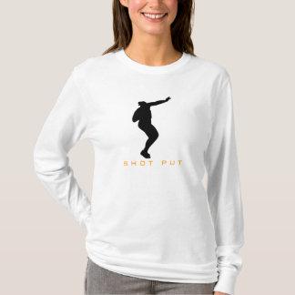 Track and Field - Women's Shot Put T-Shirt