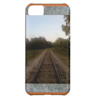 Track Back Home Cover For iPhone 5C