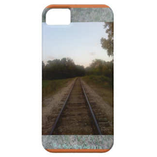 Track Back Home iPhone 5 Cover
