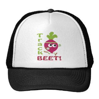Track Beet Trucker Hat