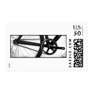 Track Bicycle Drive Train Postage