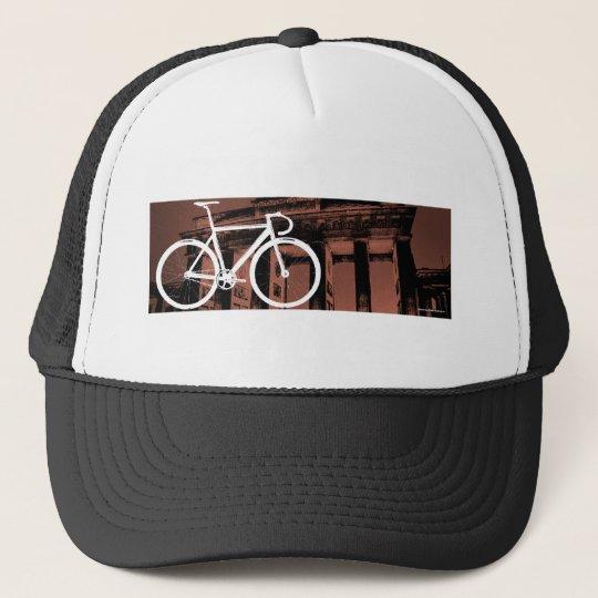 Track Bike Berlin Bronze Trucker Hat