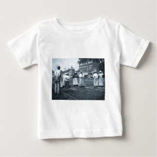 Track Cleaners New York Central Railroad Vintage T-shirt