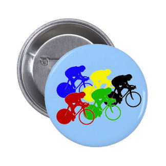 Track Cycling Bicycle Race Bike Riders   Pins