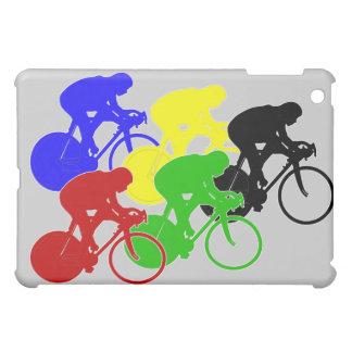 Track Cycling Bicycle Race Bike Riders   iPad Mini Case