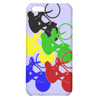Track Cycling Bicycle Race Bike Riders   iPhone 5C Case
