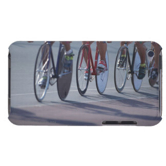 Track cycling barely there iPod cases